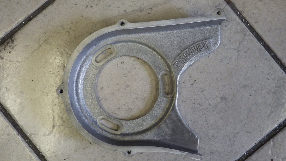 Image of Genny Pulley cover