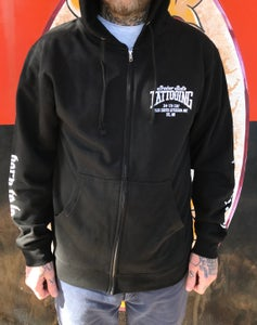 Image of Motorhead Zip-Up Hoodies