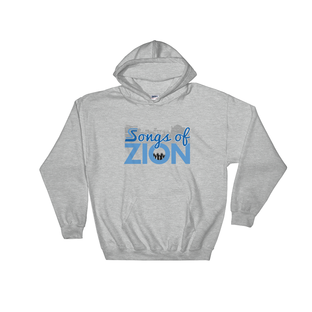 Image of Songs of Zion - Psalm 137.5 Hoodie