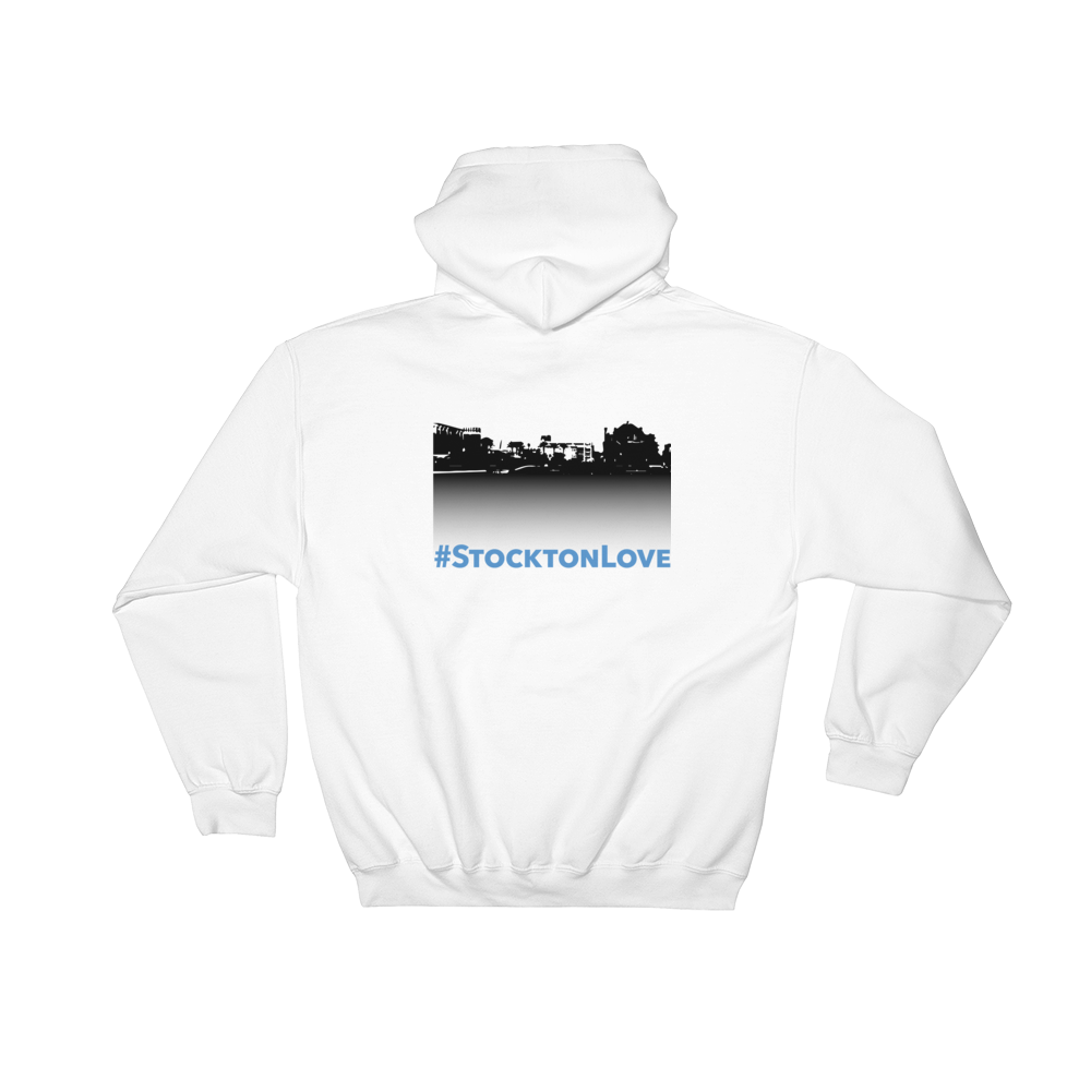 Image of Songs of Zion - #StocktonLove Hoodie