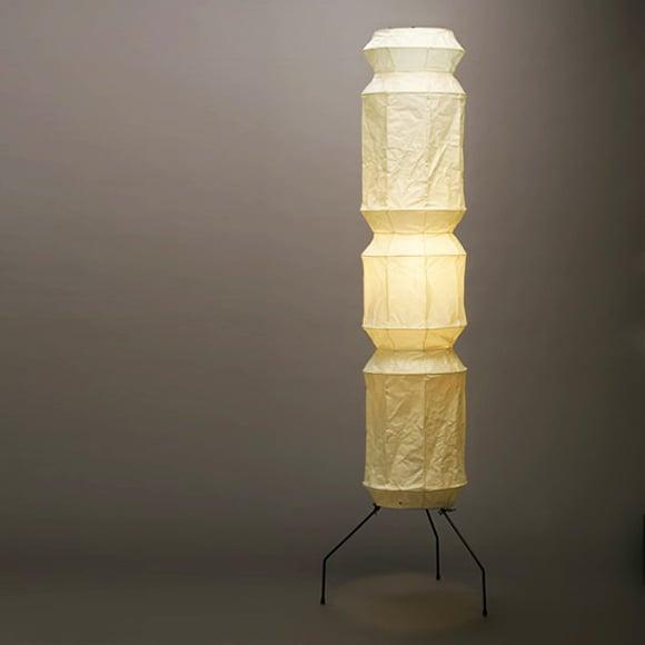 Image of Isamu Noguchi Light Sculpture AKARI UF4-L6