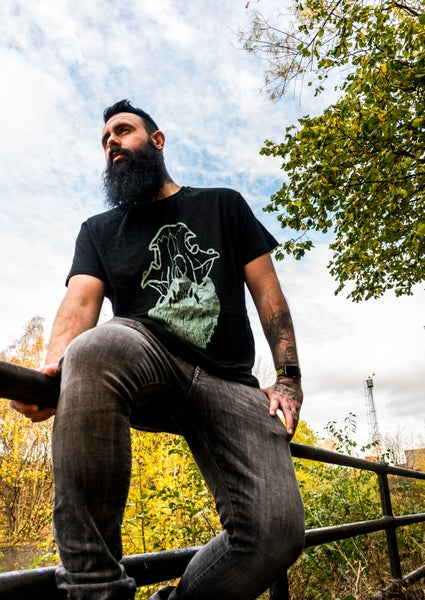 Image of #DEADBEAR TEE