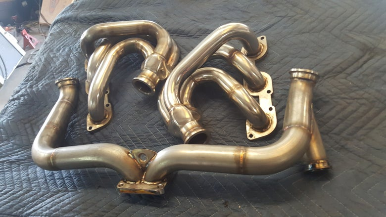 Image of Z31 equal length tubular headers
