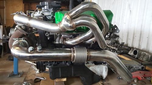 Image of Z31 equal length tubular headers