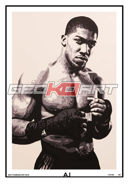 Image of AJ ANTHONY JOSHUA