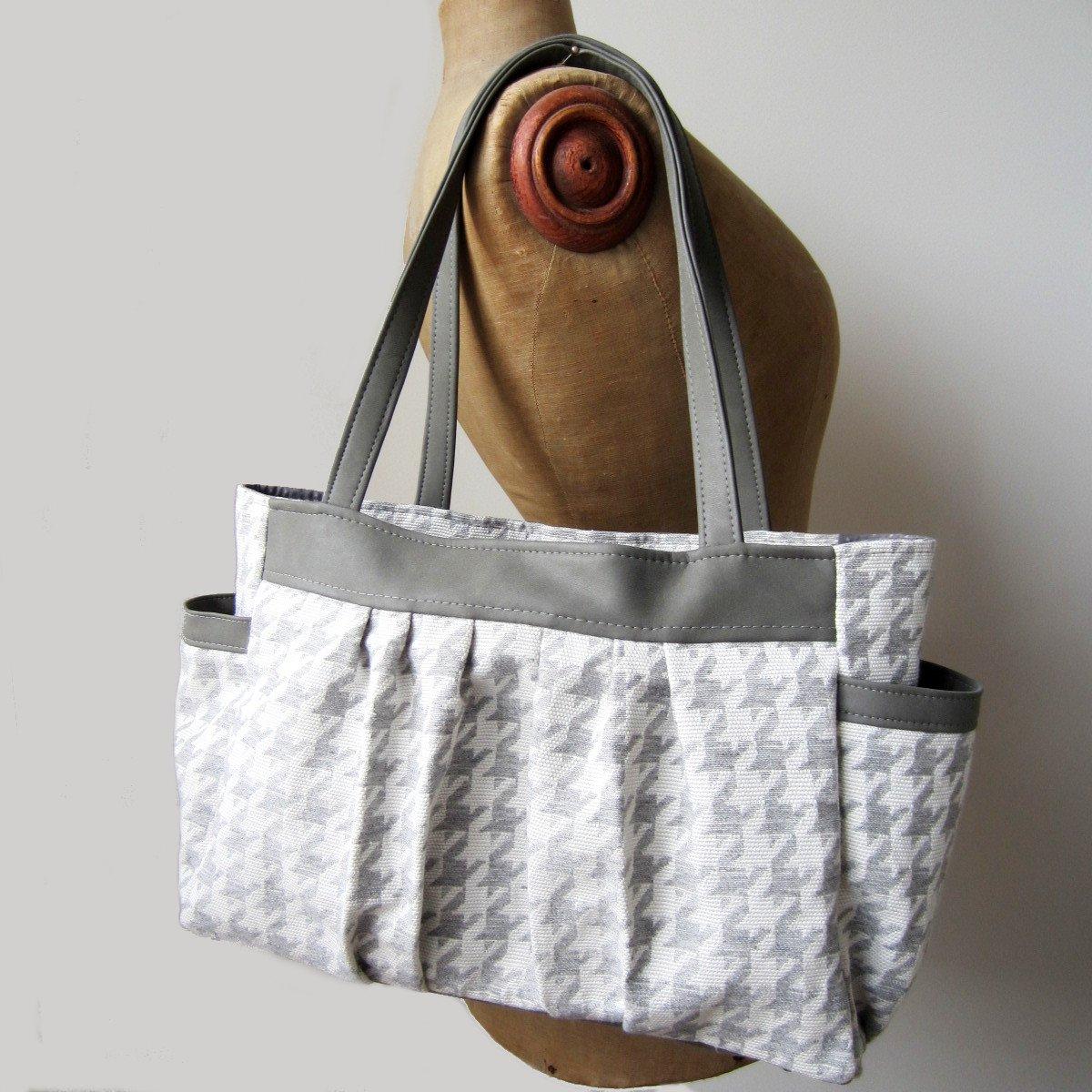 Image of Tutoriel du sac Jules à plis