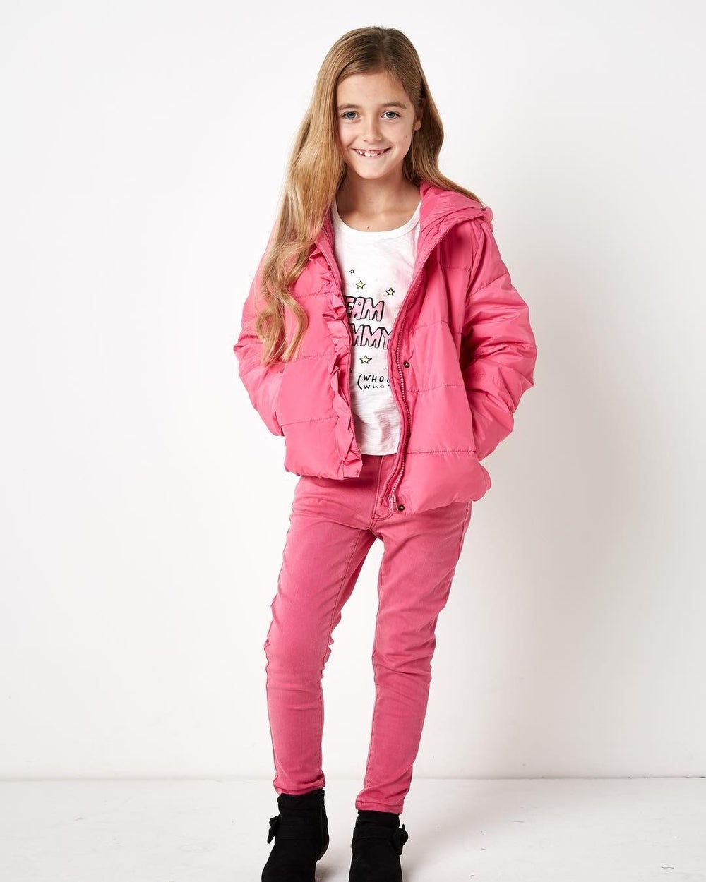 Image of Girls coat