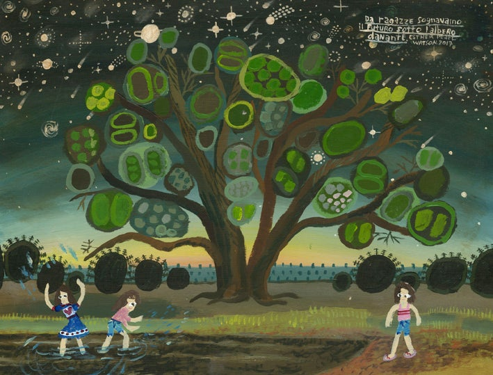 Image of Esther Pearl Watson -  Under the Dancing Tree