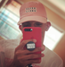 Image of SOLD OUT | TRUE PINK SLICK LIVING x POP SOCKET | PHONE GRIP & STAND
