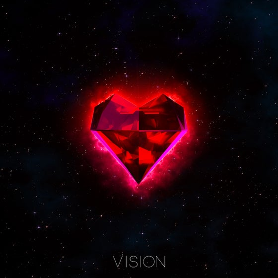 Image of VISION - EP (CD)