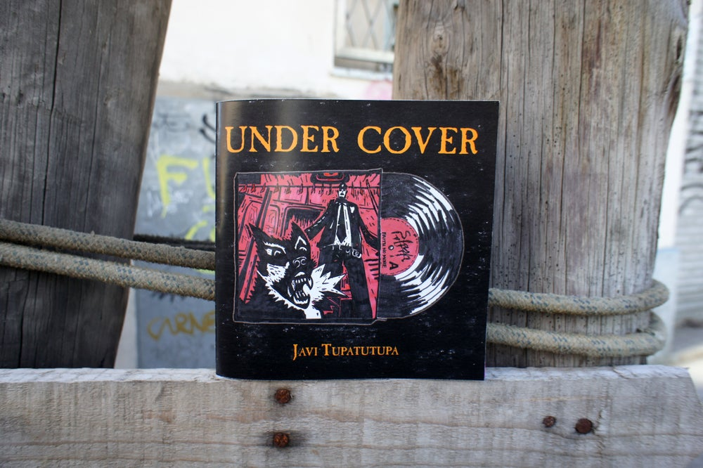 Image of Under Cover Zine