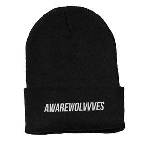 Image of SOLD OUT | VVVS BEANIE | AWAREWOLVVVES SZN ONE