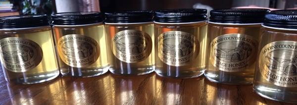 Image of Big Sur Sage Honey Case of 6 - 6oz. Jars