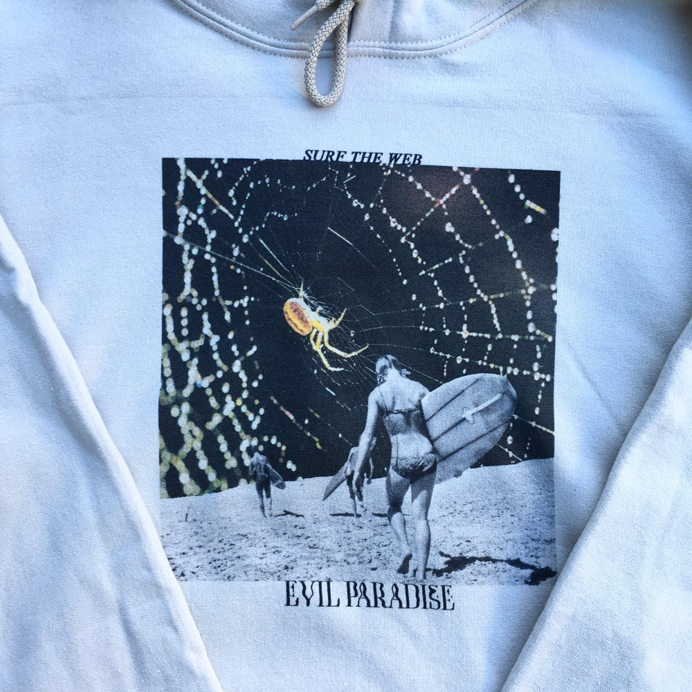 Image of SURF THE WEB HOODIE
