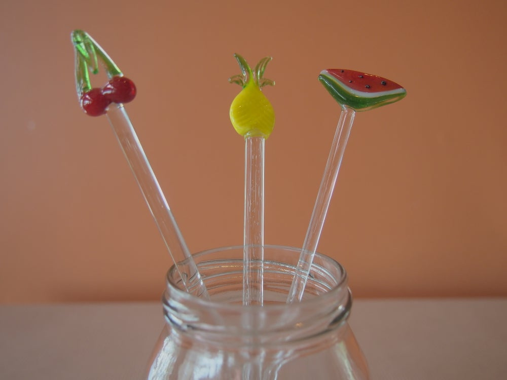 Image of Glass stirrers