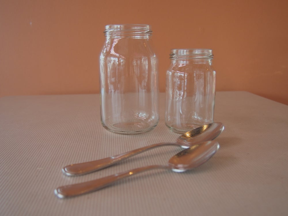 Image of Repurposed jars