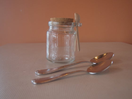 Image of Salsa jar