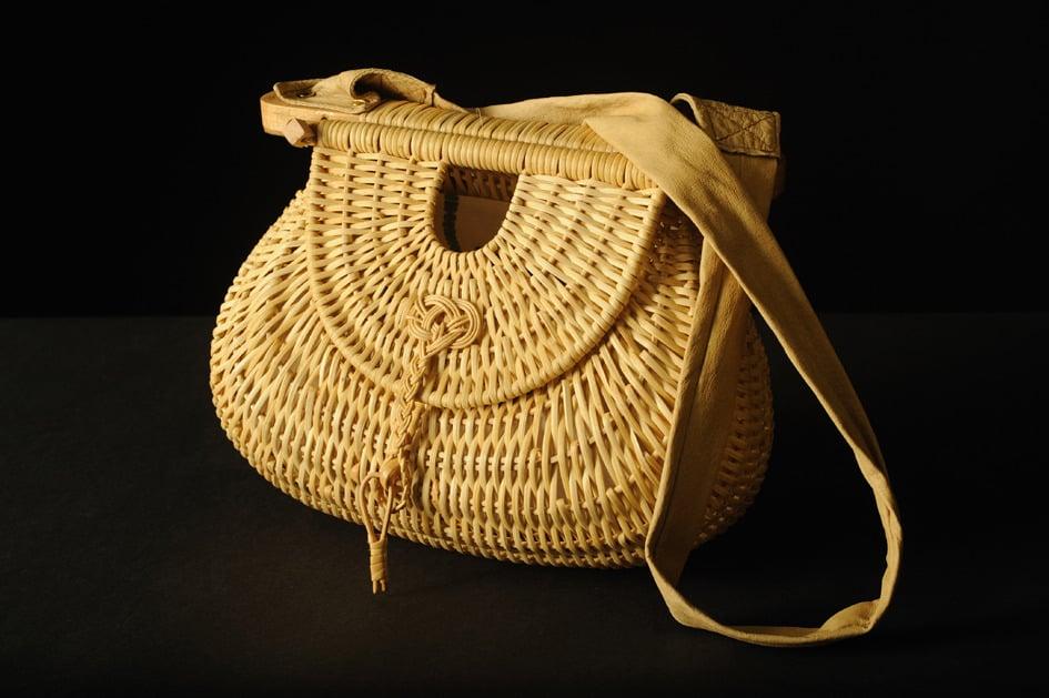Image of creel basket