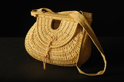 Image of creel basket