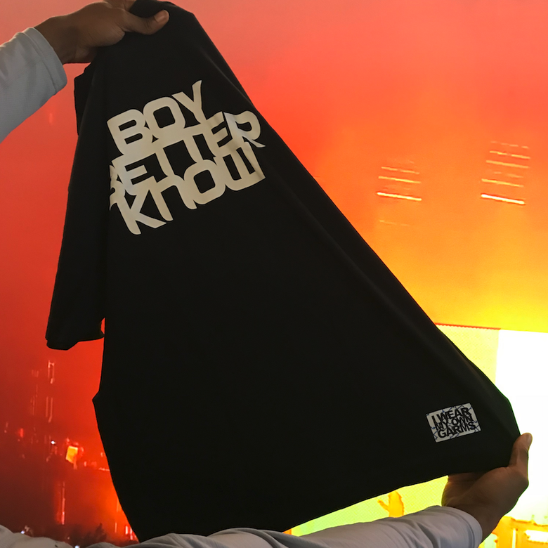 Image of Classic Boy Better Know T-Shirt