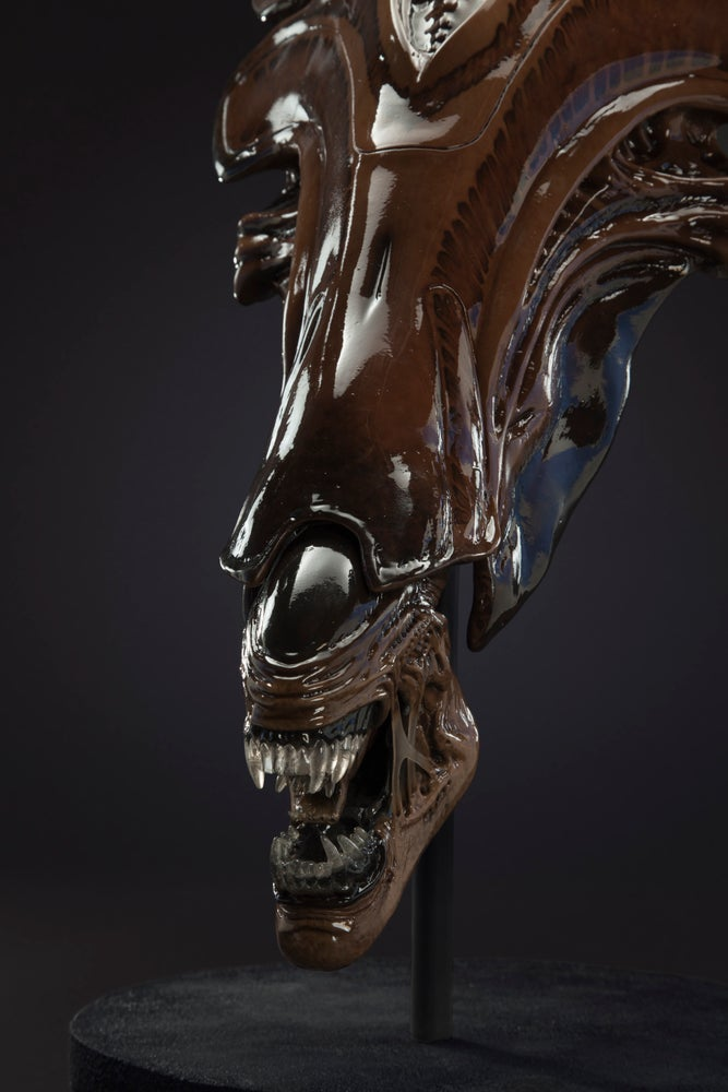 Image of 1:3 Queen Alien Head