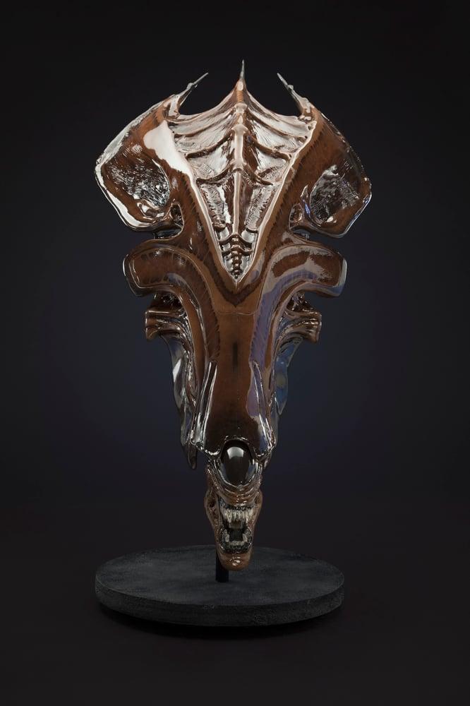 Image of 1:3 Queen Alien Head