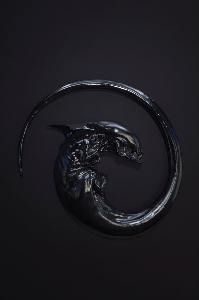 Image of Alien3 Poster Queen Alien Embryo