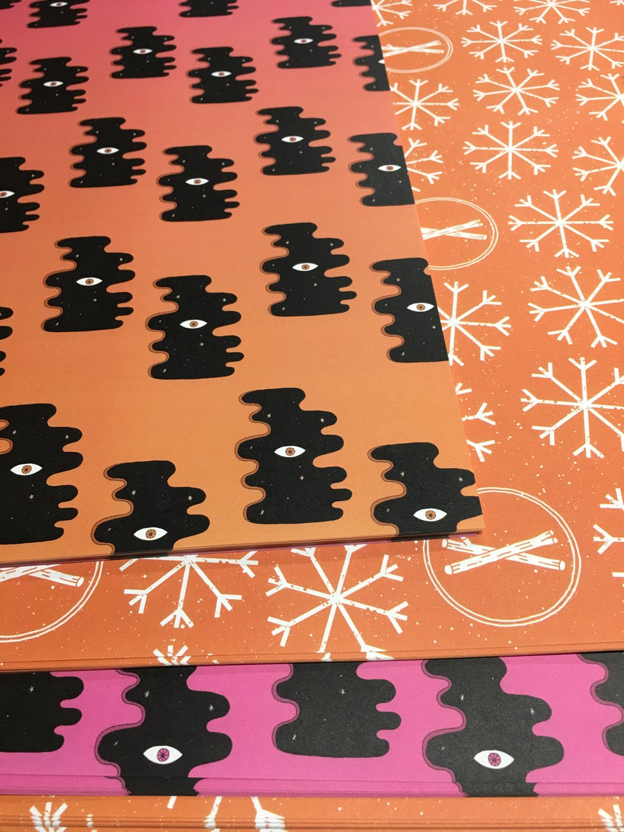 Image of Gift wrap sheets
