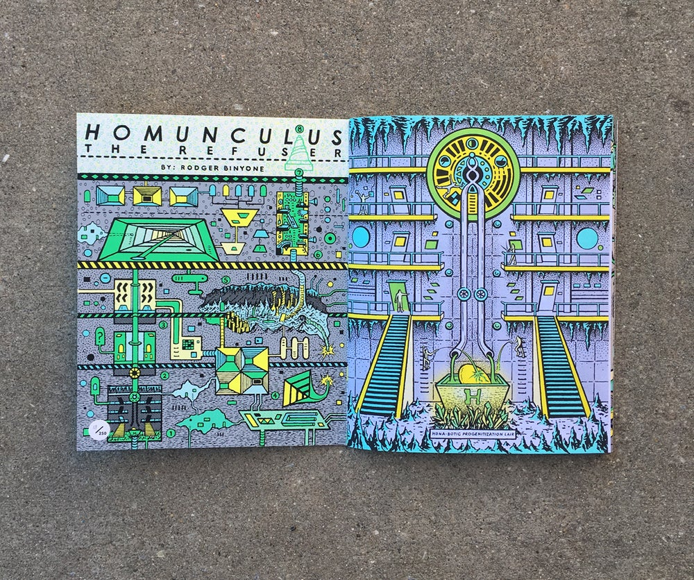 Image of Homunculus The Refuser