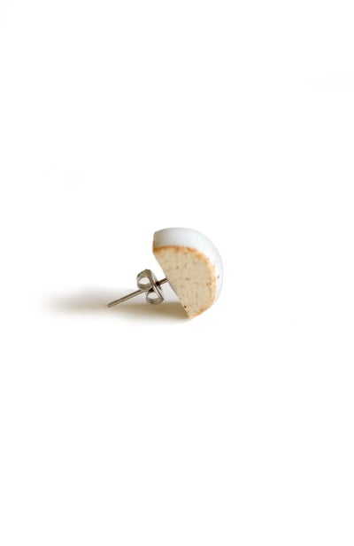 Image of loaf earring