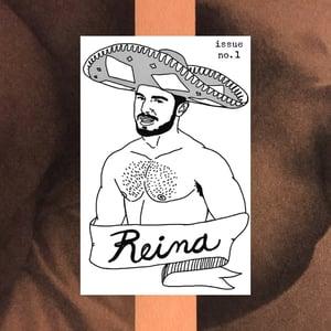 Image of REINA ARTZINE Issue No.1
