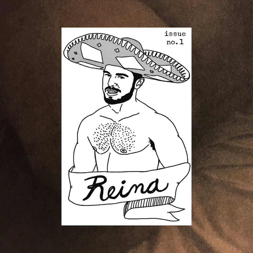 Image of REINA ARTZINE Issue No.1
