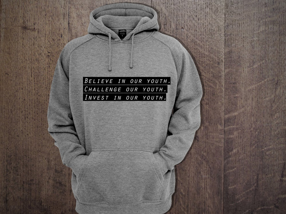 Image of Youth Supporter Hoodie