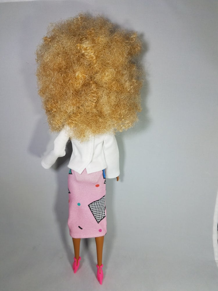 Image of I Am One Dope Chick Blonde Collector Doll