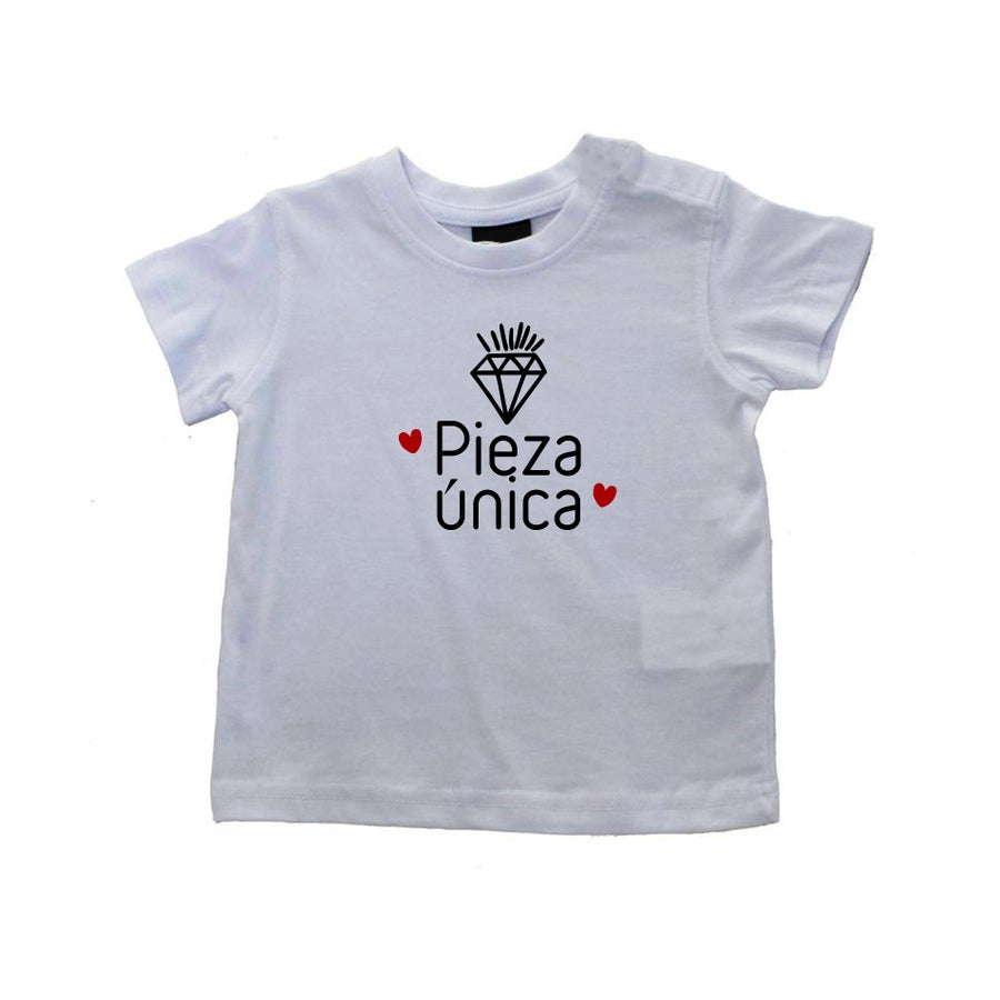 "Image of Camiseta ""Pieza única"""