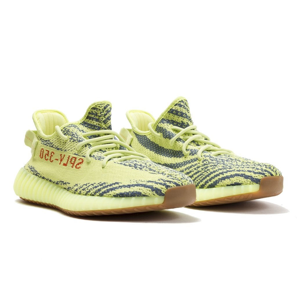 8f66d2537b621 Fresh Kicks Houston — Adidas Yeezy Boost 350 V2 - Semi Frozen Yellow