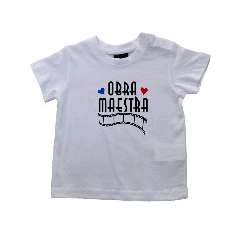 "Image of Camiseta ""Obra maestra"""