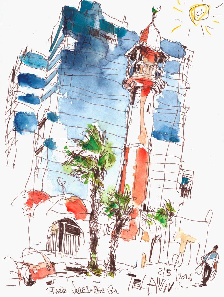 Image of Tel Aviv Gegensätze