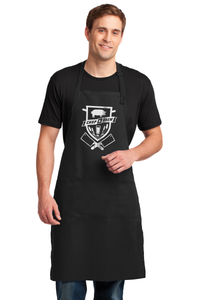Image of Chop & Brew Apron - Coat of Arms