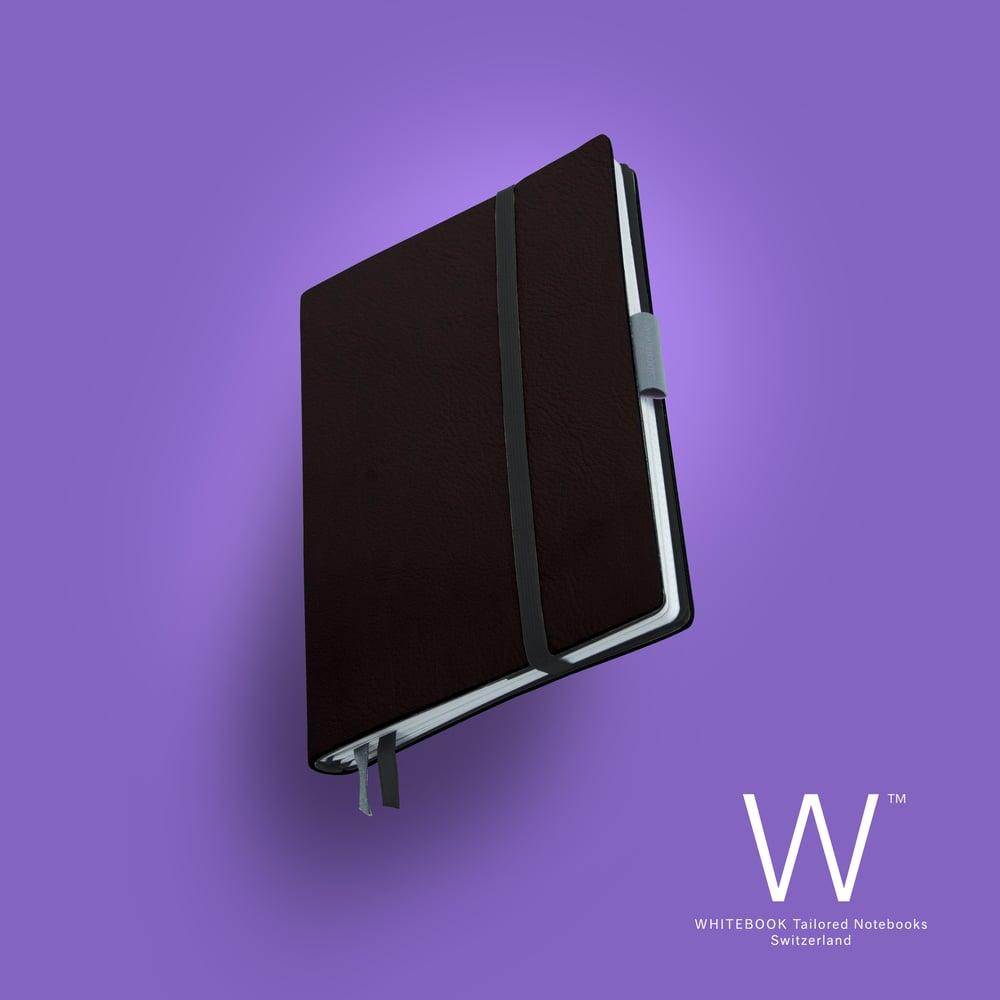 Image of Whitebook Slim, S201, Black