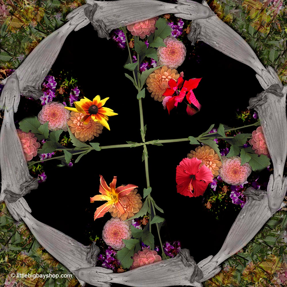 Image of Lady's Garden Mandala