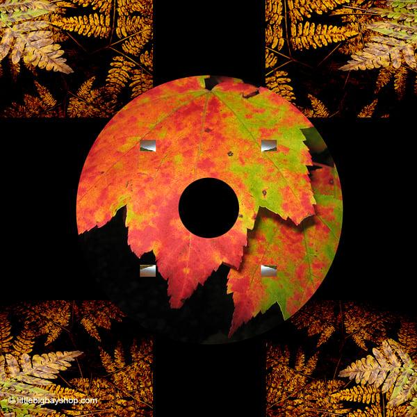 Image of Autumn Mandala