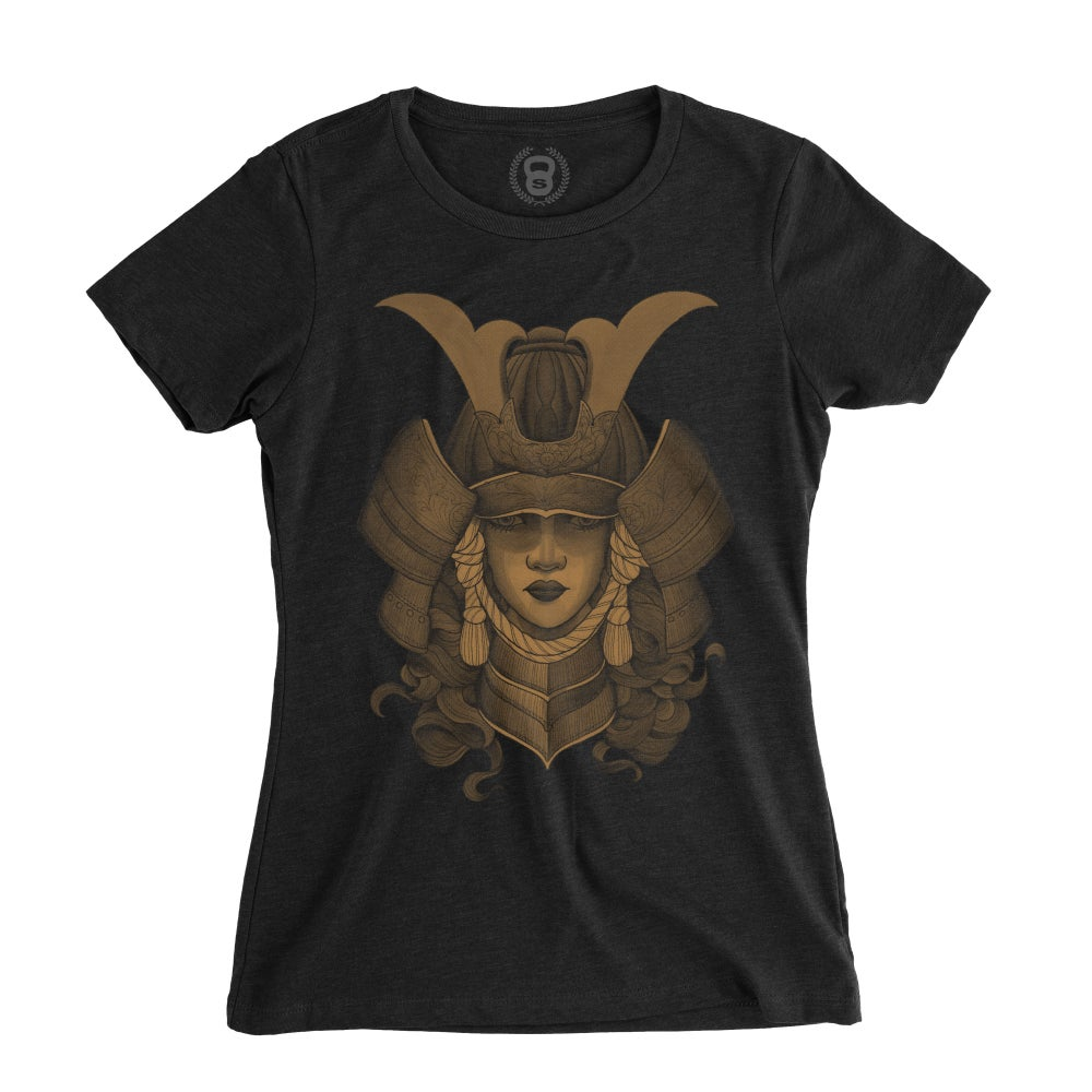 Image of Lady Warrior - Women's Tee