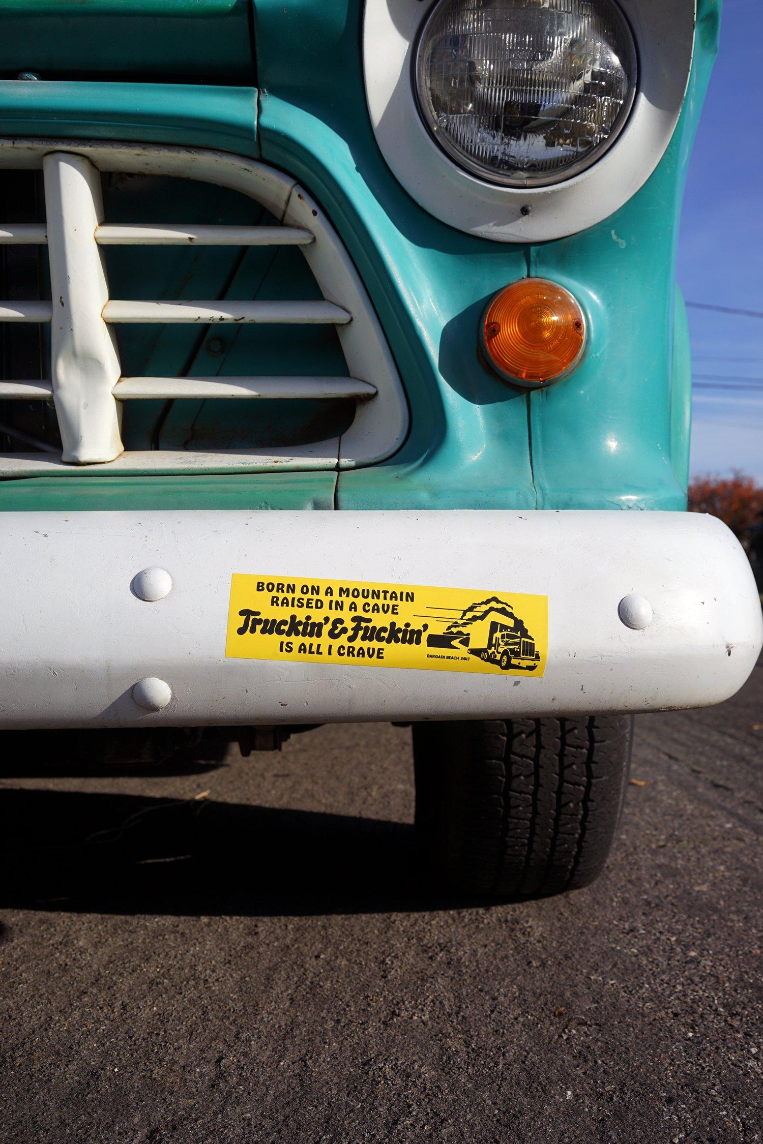Image of Truckin' & Fuckin'