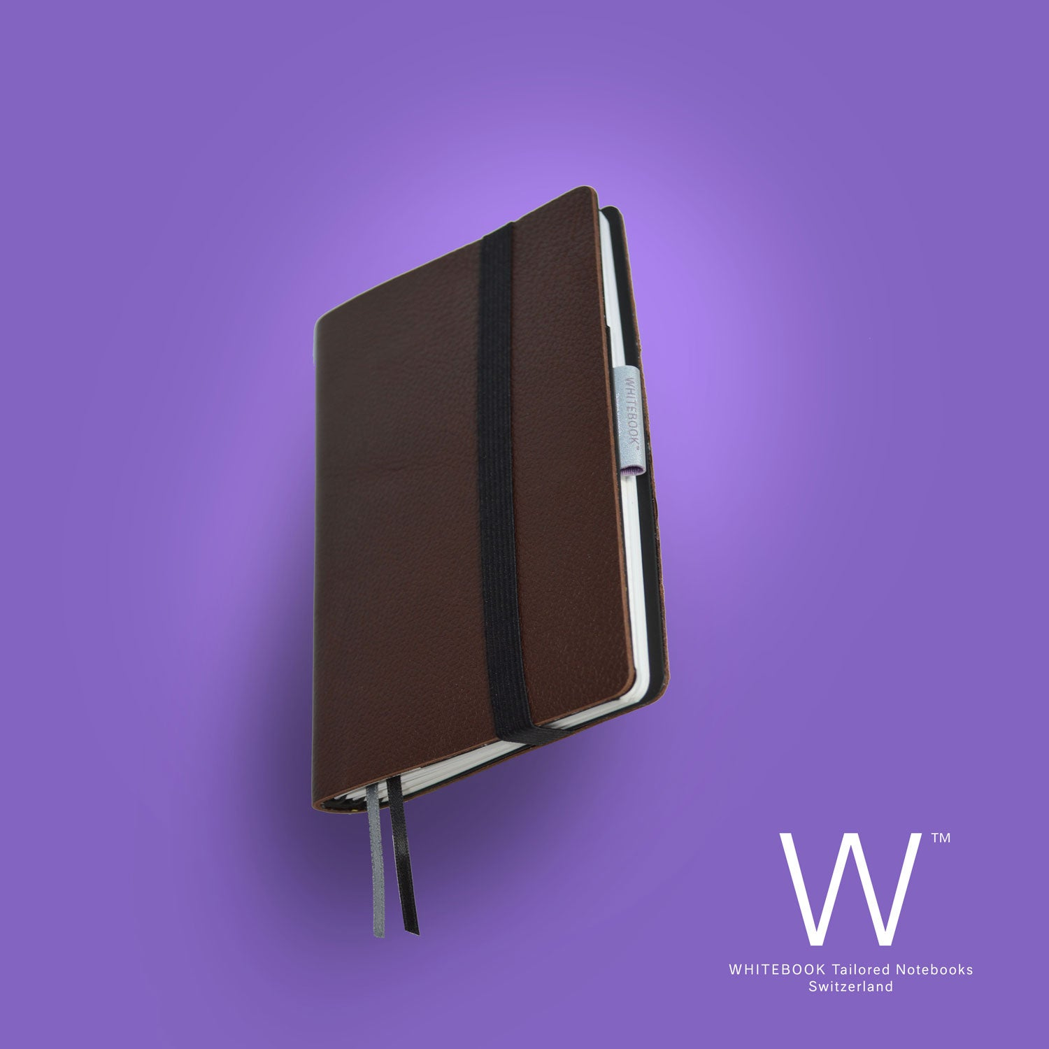 Image of Whitebook Mobile, S208, soft french calf leather, Capuchino
