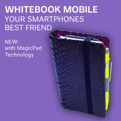 Image of Whitebook Mobile Notes