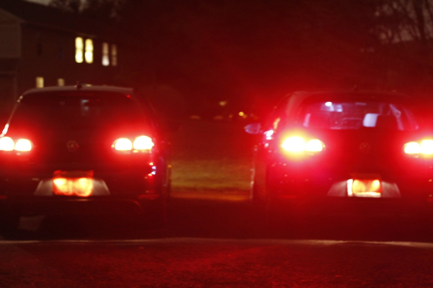 Image of *NEW* LED BRAKE Super Bright Red fits: Volkswagen MK4 & MK5 Jetta / GTI / Golf / .:r32