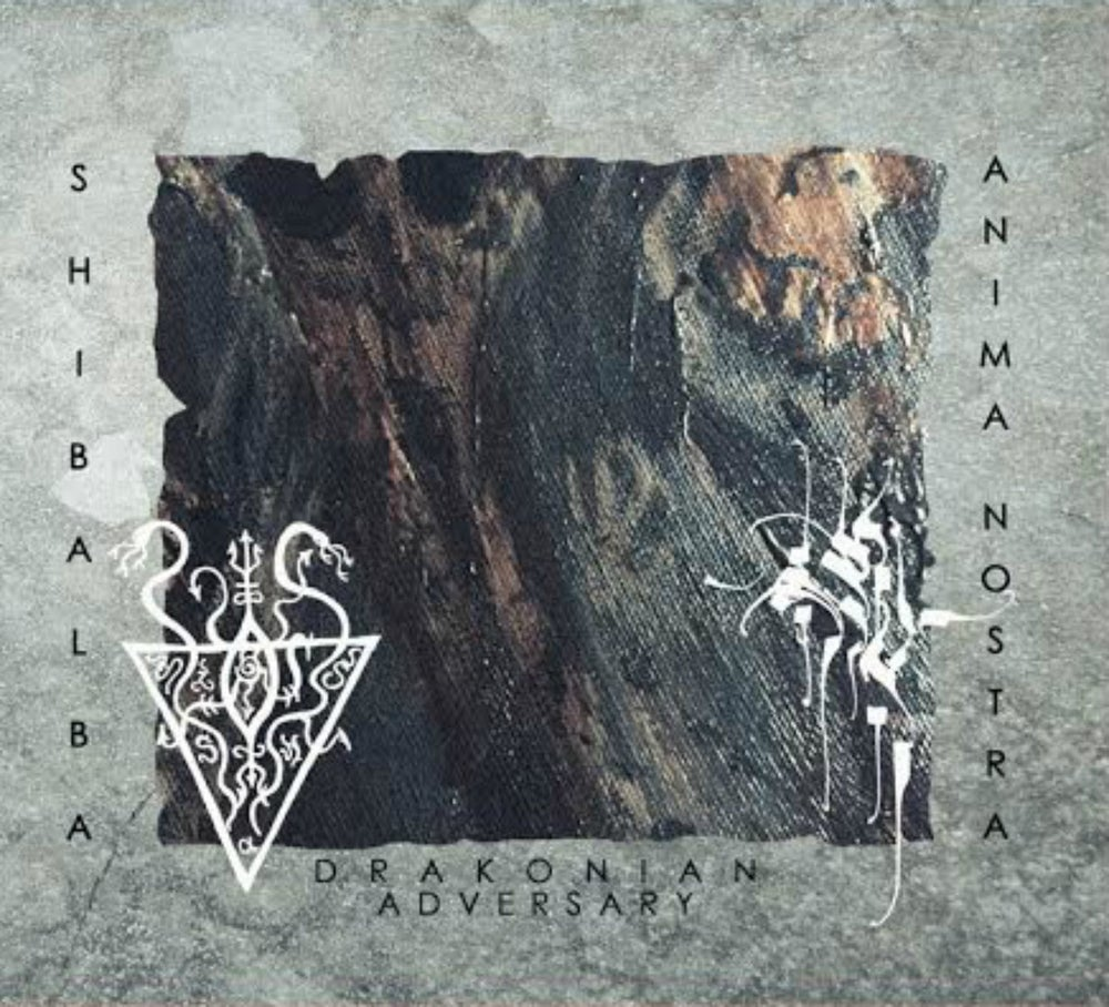 "Image of Shibalba / Anima Nostra - ""Drakonian Adversary"" digi CD"