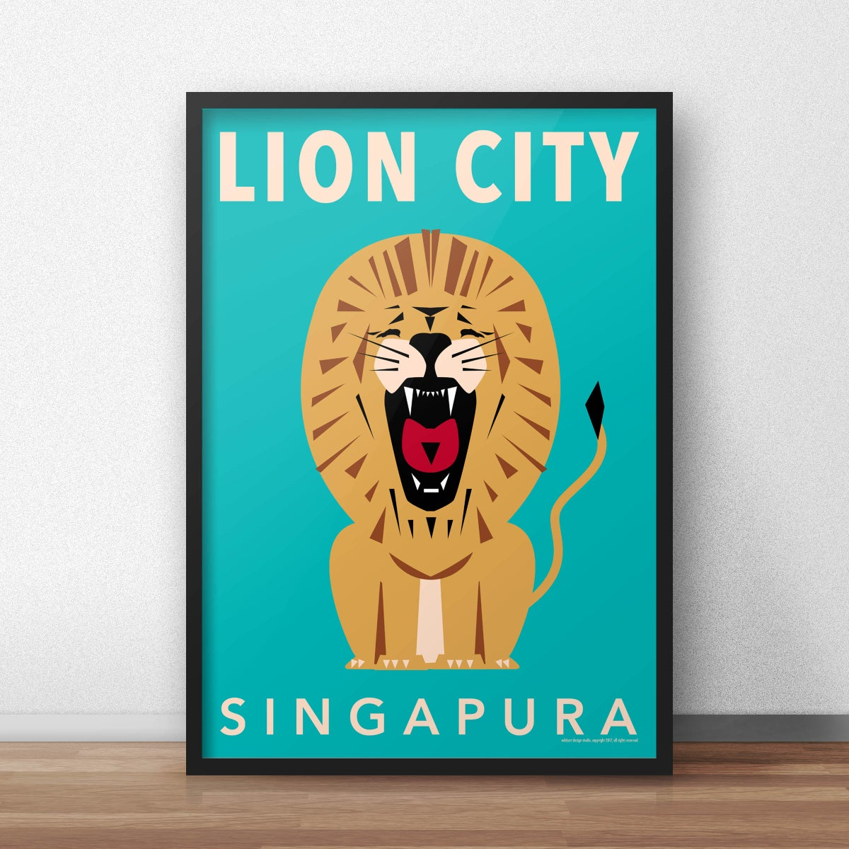 Image of Lion City - Roar!