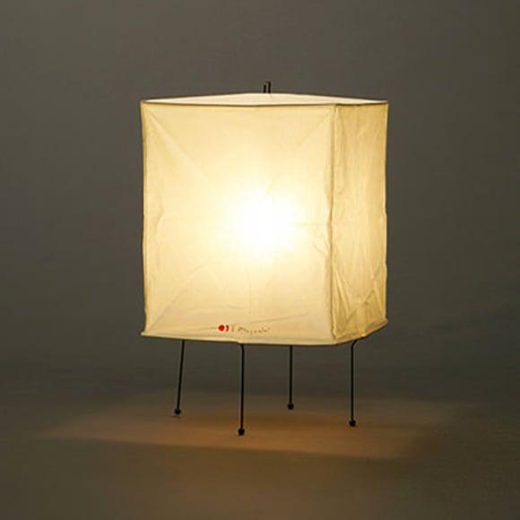 Image of Isamu Noguchi Light Sculpture AKARI Standing lamp XP1